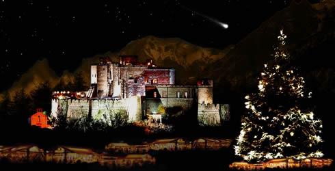 castello di limatola natale 2015