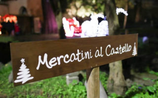 Mercatini di Natale 2015 al Castello di Ottaviano