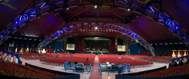 teatro palapartenope napoli