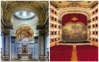 Musica Classica nei luoghi più belli di Napoli | 1-6 dicembre 2015
