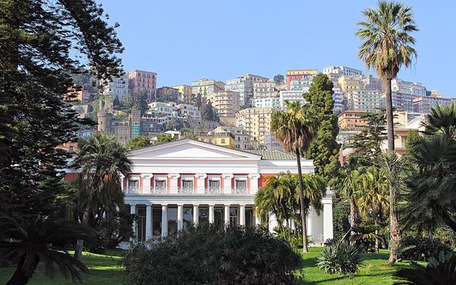 Riapre Villa Pignatelli a Napoli con visite e concerti