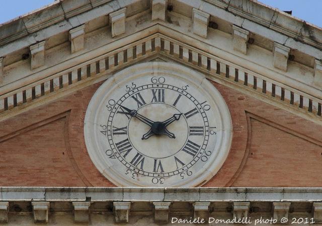 orologio reggia di caserta