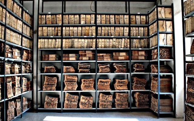 La grande storia di Napoli nell'Archivio Storico del Banco Scoprire Napoli