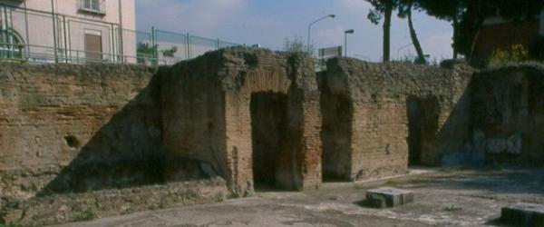 Le Terme Romane di via Terracina