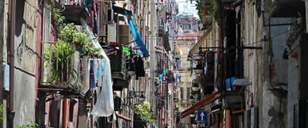Presepe vivente ai Quartieri Spagnoli di Napoli