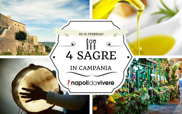 4 sagre da non perdere in Campania weekend 20-21 febbraio 2016