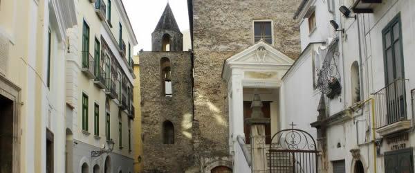 Chiesa di S. Benedetto e Complesso di S. Pietro a Corte