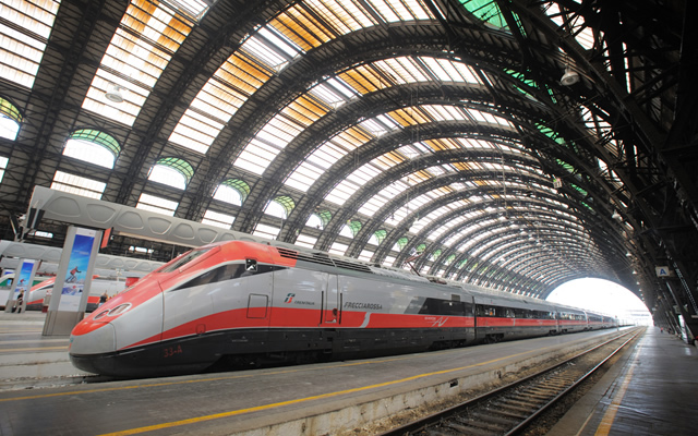 Frecciargento Napoli – Bolzano: Alta velocità tra Napoli e il Nord Italia