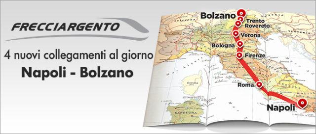 Frecciargento Napoli - Bolzano