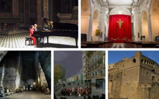 Musica classica nei luoghi più belli di Napoli
