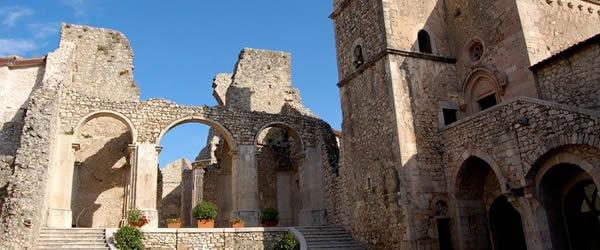 Sant'Angelo dei Lombardi abbazia del goleto