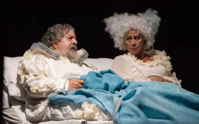 Sogno di una notte di mezza estate con Lello Arena al Teatro San Ferdinando