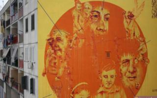 Street Art a Napoli: un nuovo grande murales a Ponticelli | Scoprire Napoli
