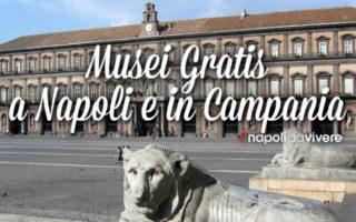 Musei gratis a Napoli e in Campania | Domenica 7 febbraio 2016