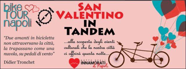 san valentino in tandem napoli