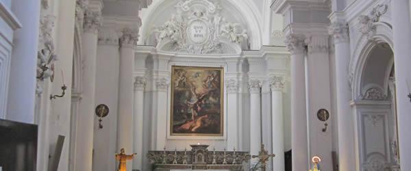 Chiesa di S. Angelo a Nilo