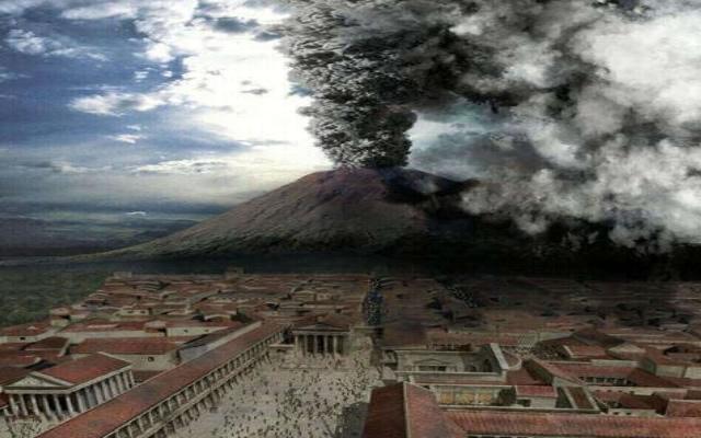 Documentario sugli Ultimi Giorni di Pompei su RAI Storia
