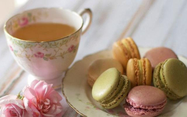 L'ora del tè in Villa Floridiana a Napoli