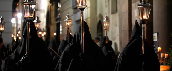 La Processione Nera o del Cristo Morto