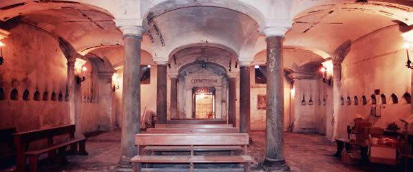 chiesa san pietro ad aram