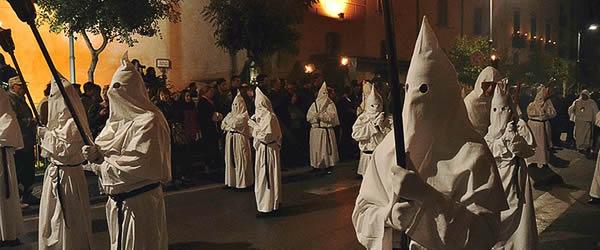 processione dell'addolorata