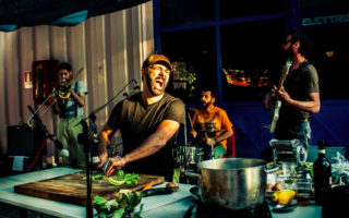 Dj Don Pasta: un Cooking – Dj Set a Palazzo Caracciolo