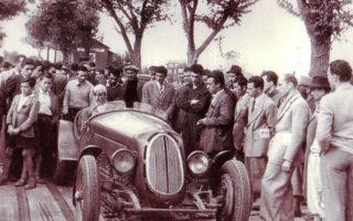 Rievocazione Storica del Gran Premio di Napoli a Posillipo
