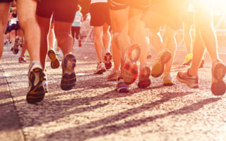 Caracciolo Gold Run 2016 sul Lungomare di Napoli