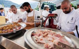 130 Chef per le strade di Vico Equense per Beneficenza | FestaVico 2016
