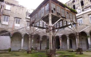 Il Chiostro di Santa Caterina a Formiello riapre al pubblico