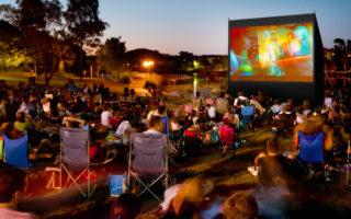 Cinema all'Aperto nella Mostra d'Oltremare | Programma dell'Estate 2016