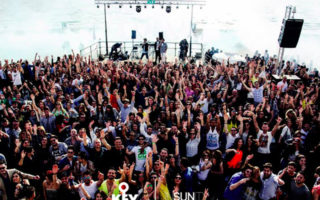 All day long con Craig David al Key Beach di Pozzuoli