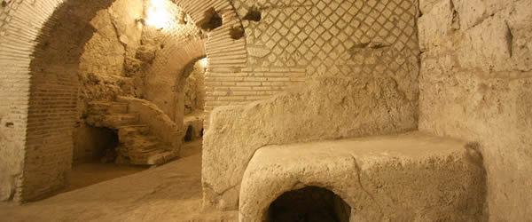 scavi di San Lorenzo