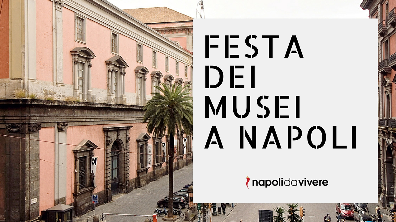 festa dei musei a napoli