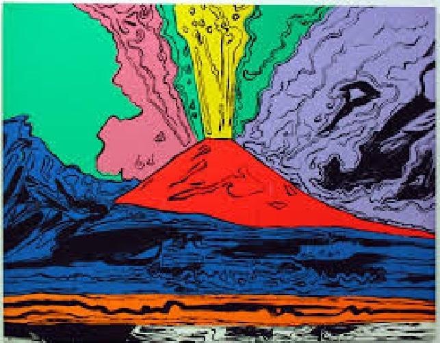 Andy Warhol. Summer Pop Capri