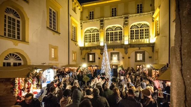A Ivrea tutto è pronto per i Mercatini di Natale