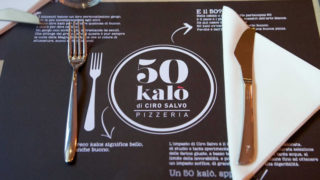 50 Panino Hamburgheria di 50 Kalò di Ciro Salvo a Napoli