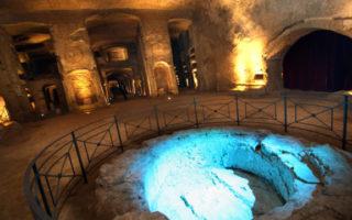 Lo Shuttle Capodimonte fermerà anche alle Catacombe di San Gennaro