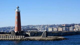 Molo San Vincenzo riapre a Napoli: passeggiata di due chilometri in mezzo al mare