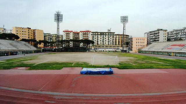 Lo Stadio Arturo Collana al Vomero, Napoli