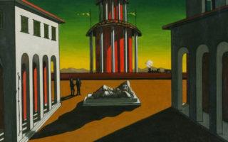 40 opere di Giorgio De Chirico in una mostra gratuita a Nola