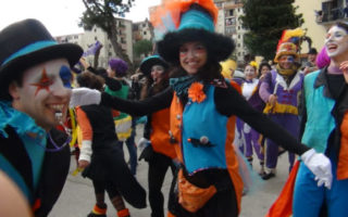 Carnevale 2017 a Scampia: la più antica festa di Carnevale