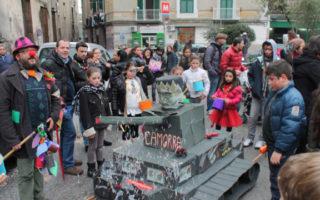 Carnevale di Montesanto 2017 a Napoli