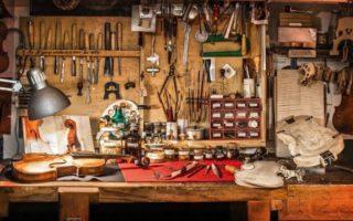 Laboratorio Artigianale di liuteria con Concerto d'Archi | Visita esclusiva
