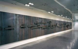 Metro Art Focus Tour gratuito per ricordare l'artista Jannis Kounellis