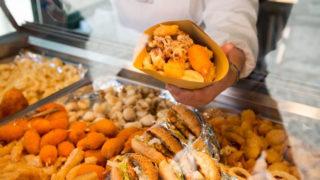 Napoli Street Food International 2017 a Fuorigrotta