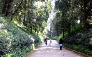 Parco Giochi in Villa Floridiana a Napoli: gratis per tutti i piccoli