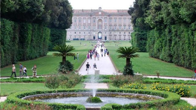 Pasquetta 2017 aperto dopo 25 anni il parco della reggia di caserta napoli da vivere - Giardini reggia di caserta ...