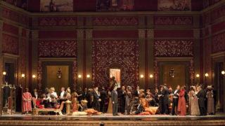 Traviata per la regia di Ferzan Ozpetek al Teatro di San Carlo