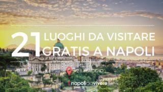 Domenica 28 maggio 2017 Gratis a Napoli